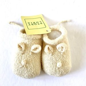 Baby mouse socks.